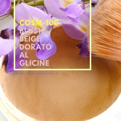 Make Up Blush beige dorato al glicine - COSM-100 COSM-100