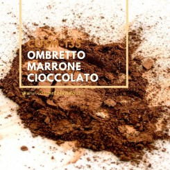 Make Up Ombretto marrone cioccolato - COSM-135 COSM-135