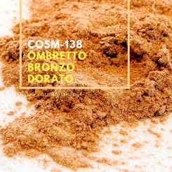 Make Up Ombretto bronzo dorato - COSM-138 COSM-138