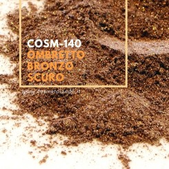 Make Up Ombretto bronzo scuro - COSM-140 COSM-140