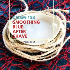 Home Smoothing Blue After Shave - COSM-158 COSM-158