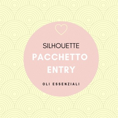 "♥Pacchetti Entry♥ Pacchetto Entry \""Silhouette\\"""