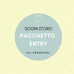 "♥Pacchetti Entry♥ Pacchetto Entry \""Sogni d'Oro\\"""