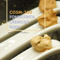 Make Up Fondotinta Cremoso Nude - COSM-200 COSM-200