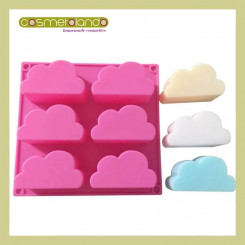Stampi in Silicone Stampo Nuvola 6 forme