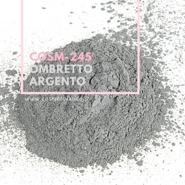 Make Up Ombretto Argento - COSM-245 COSM-245